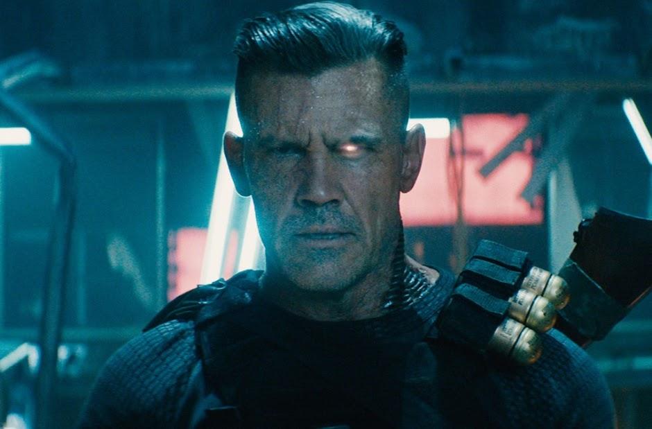 """Vídeo inédito de """"Deadpool 2"""" apresenta Cable em ação"""