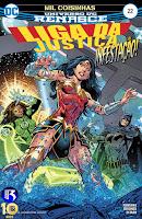 DC Renascimento: Liga da Justiça #22