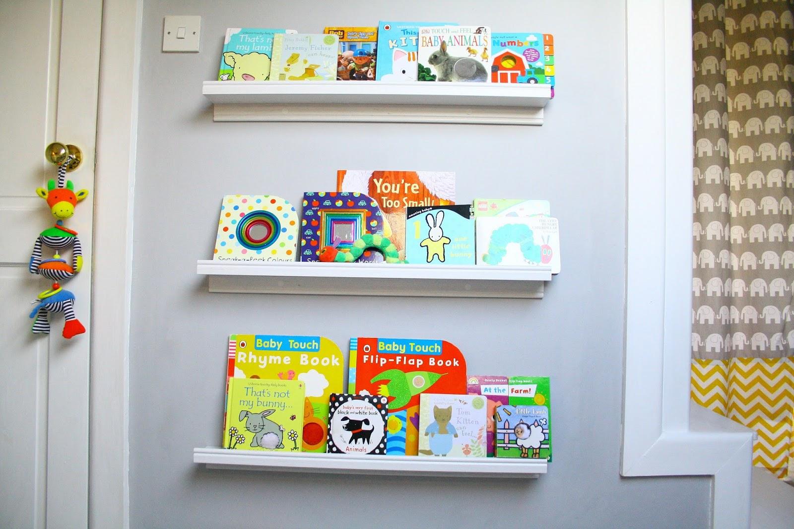 Baby Bookshelf