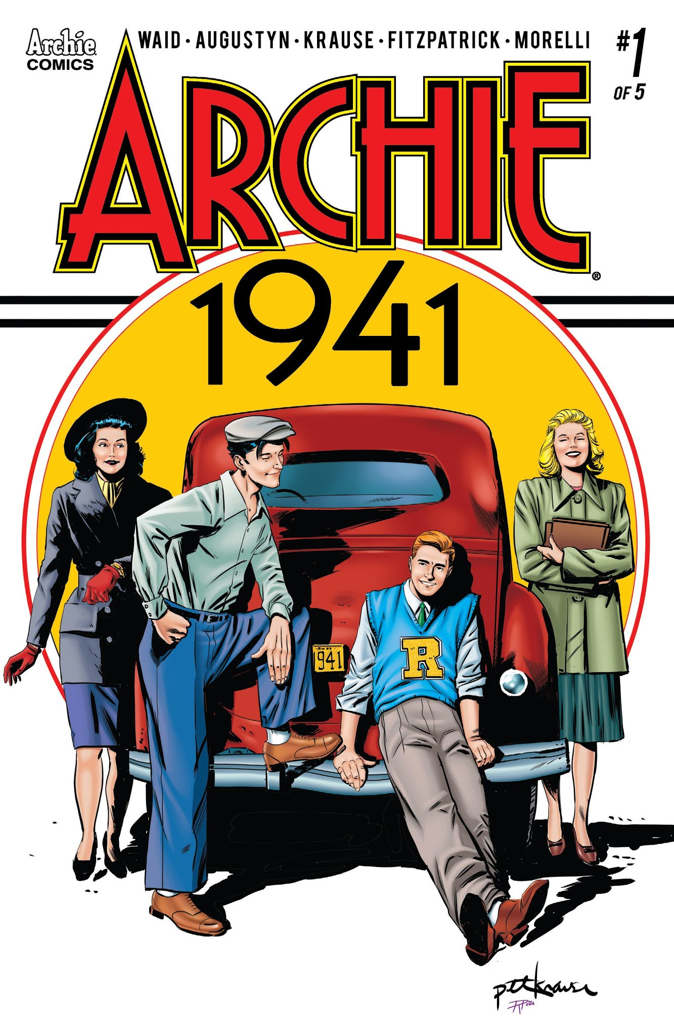 Archie: 1941 1 Page 1