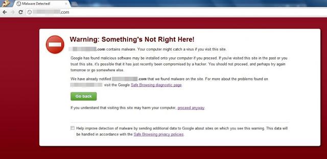 Cara Jitu Mengatasi Website Terkena Malware