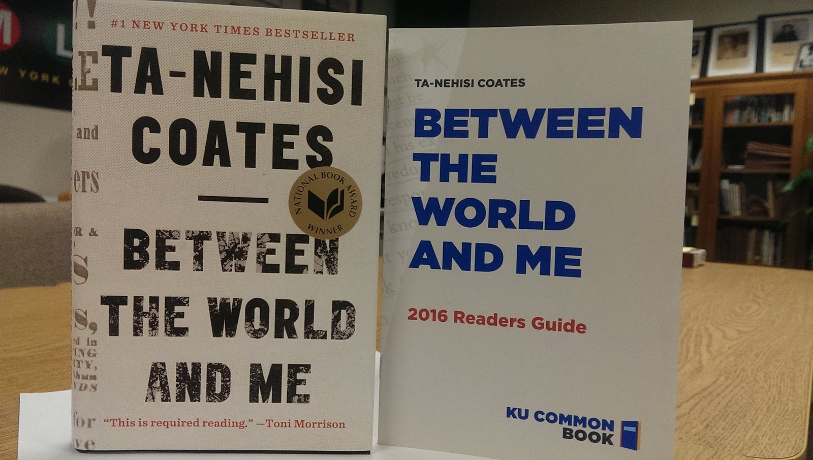 an analysis of coates book between the world and me Ta-nehisi coates describes several significant settings in his book between the world and me (on which you can find a full analysis in the enotes study guide)first is baltimore, maryland.