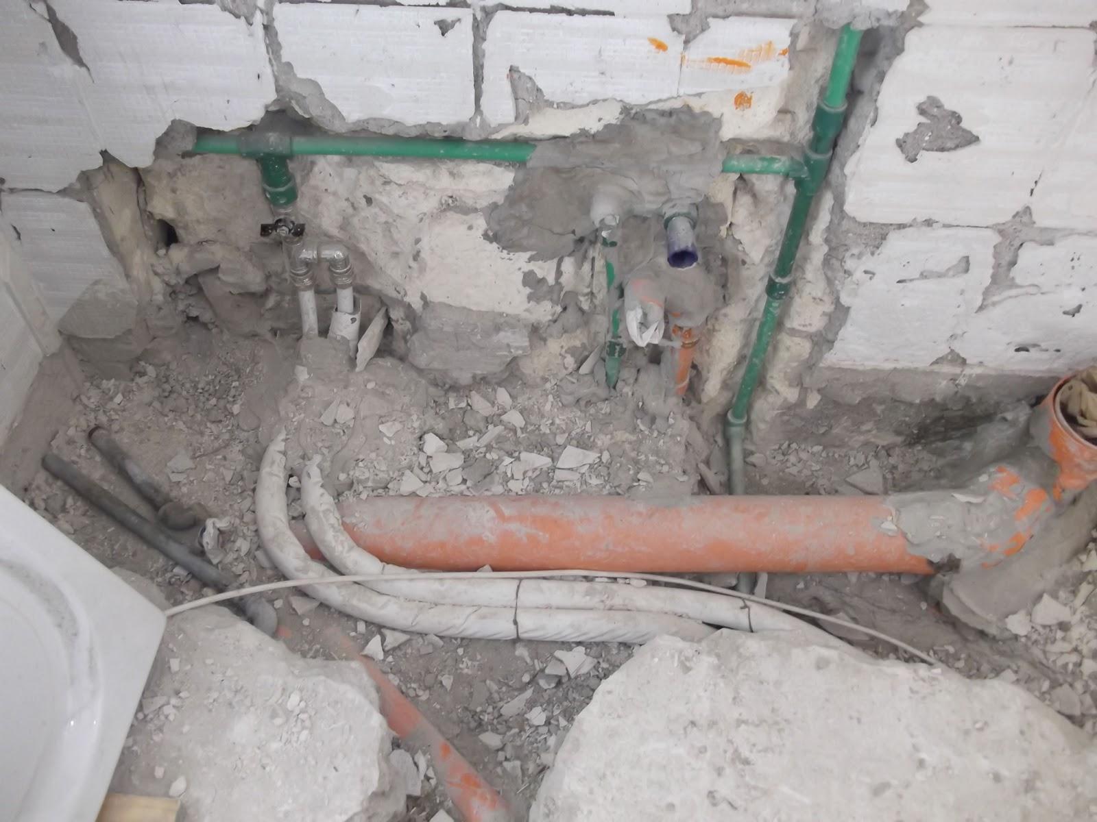 Il blog dell 39 idraulico scarico pvc - Impianto scarico bagno ...