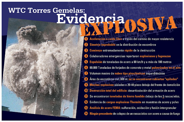 Resultado de imagen de Los atentados del 11-S conspiración