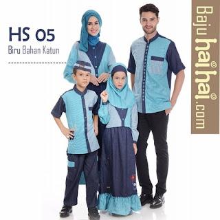 beli baju lebaran keluarga