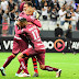 Vitória do ultimão: Atlético-GO tira três pontos do Corinthians em Itaquera