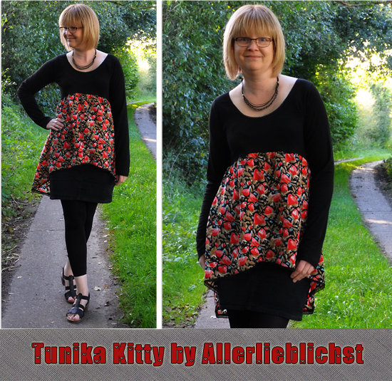 Tunika Kitty by Allerlieblichst