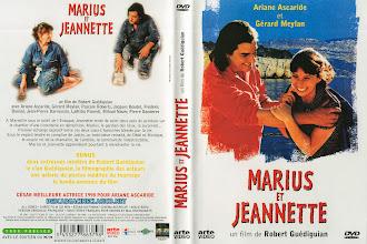 Carátula dvd: Marius y Jeannette (1992 - Marius et Jeannette)
