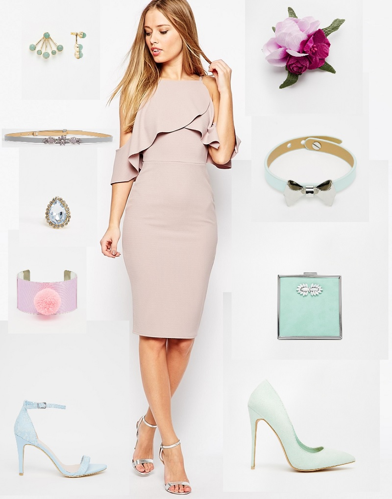 Wedding Guest Style - Pastels
