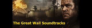the great wall soundtracks-cin seddi muzikleri