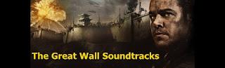 the great wall soundtracks-cin seddi muzikleri