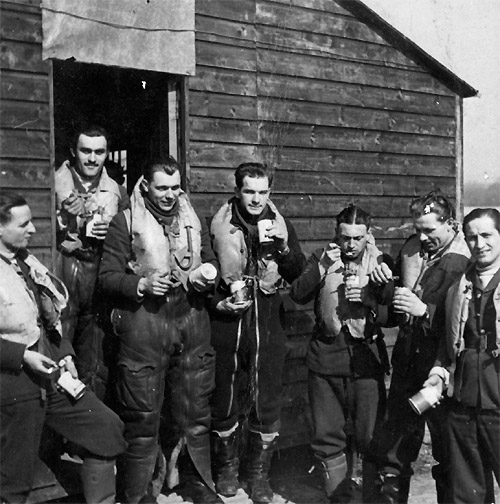 11 October 1940 worldwartwo.filminspector.com RAF No. 302 Squadron