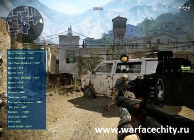 Dxhook для WarFace / Антикик