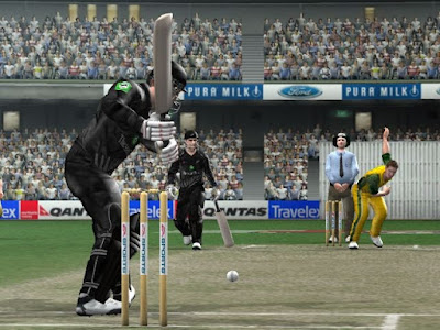 EA Sports Cricket 2005 PC Game Free Download