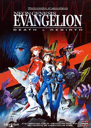 Neon Genesis Evangelion: Death & Rebirth [Película] [HD] [MEGA]