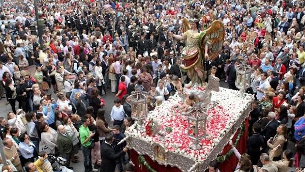 San Rafael procesionará el 24 de Octubre en Córdoba