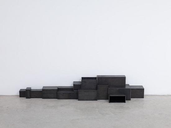 "Antony Gormley - ""Relief"", 2012. | imagenes obras de arte figurativo abstracto, esculturas figurativas abstractas | art pictures inspiration, cool stuff"
