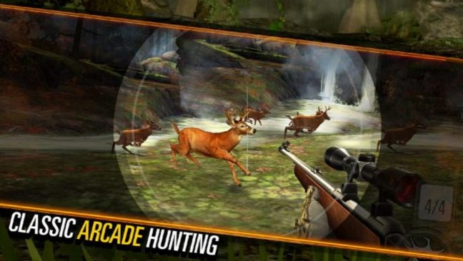Game Deer Hunter Classic Mod Apk