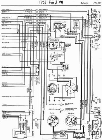 ford electrical wiring diagrams. Black Bedroom Furniture Sets. Home Design Ideas