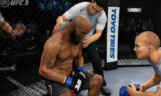 EA SPORTS UFC 3 download free pc game full version