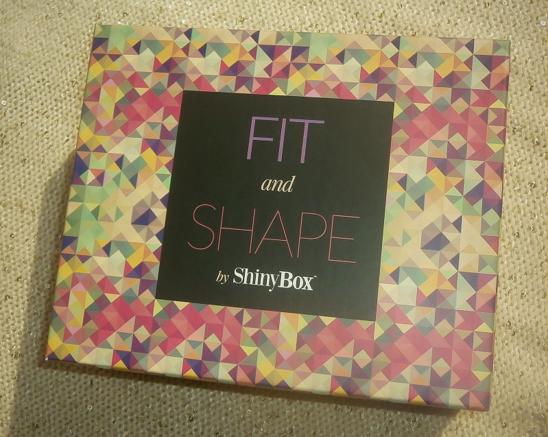 Zadbaj o ciało z ShinyBox, czyli kwietniowa wersja pudełka