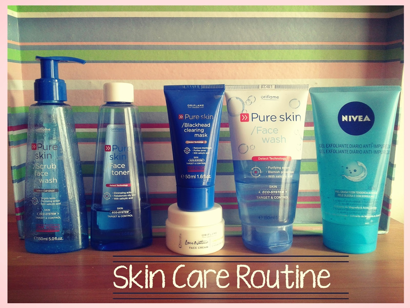 My Skin Care Routine 2016