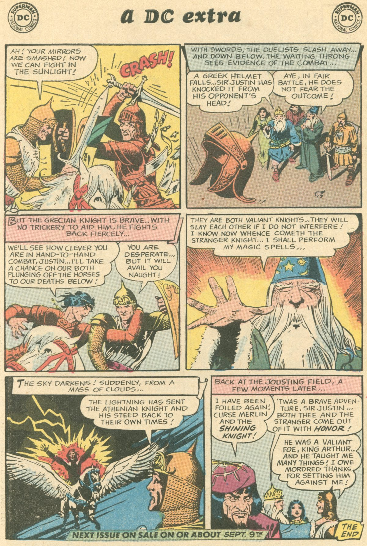 Read online World's Finest Comics comic -  Issue #205 - 48