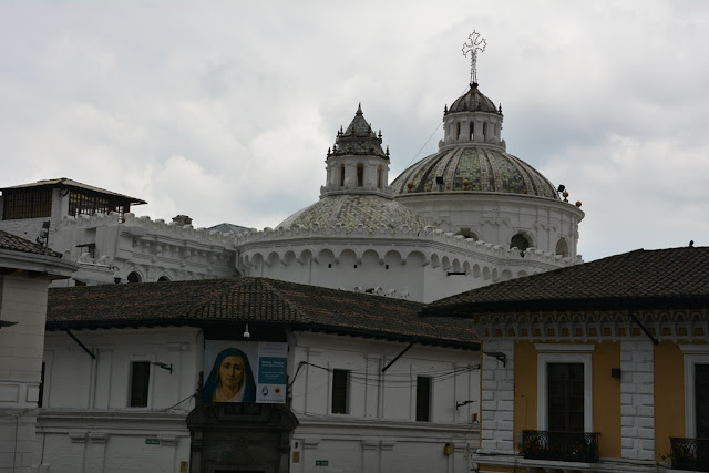 Cathedral Quito