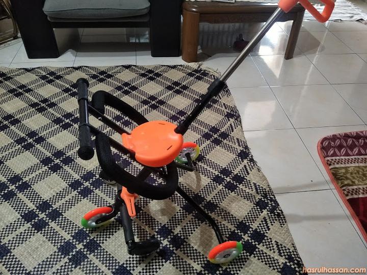 Tricycle Stroller beli murah di Shopee Malaysia