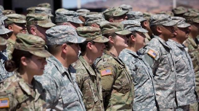 """EEUU elige a 7000 militares para proteger """"sagrada frontera"""" sur"""