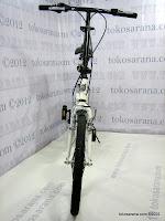 C 20 Inch TwoWheel 6 Speed Shimano Folding Bike