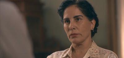 Cansada de humilhações, Lola dá o troco e faz Júlio bufar de ódio em Éramos Seis