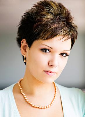 Very Feminine Short Hairstyles 2012 2013