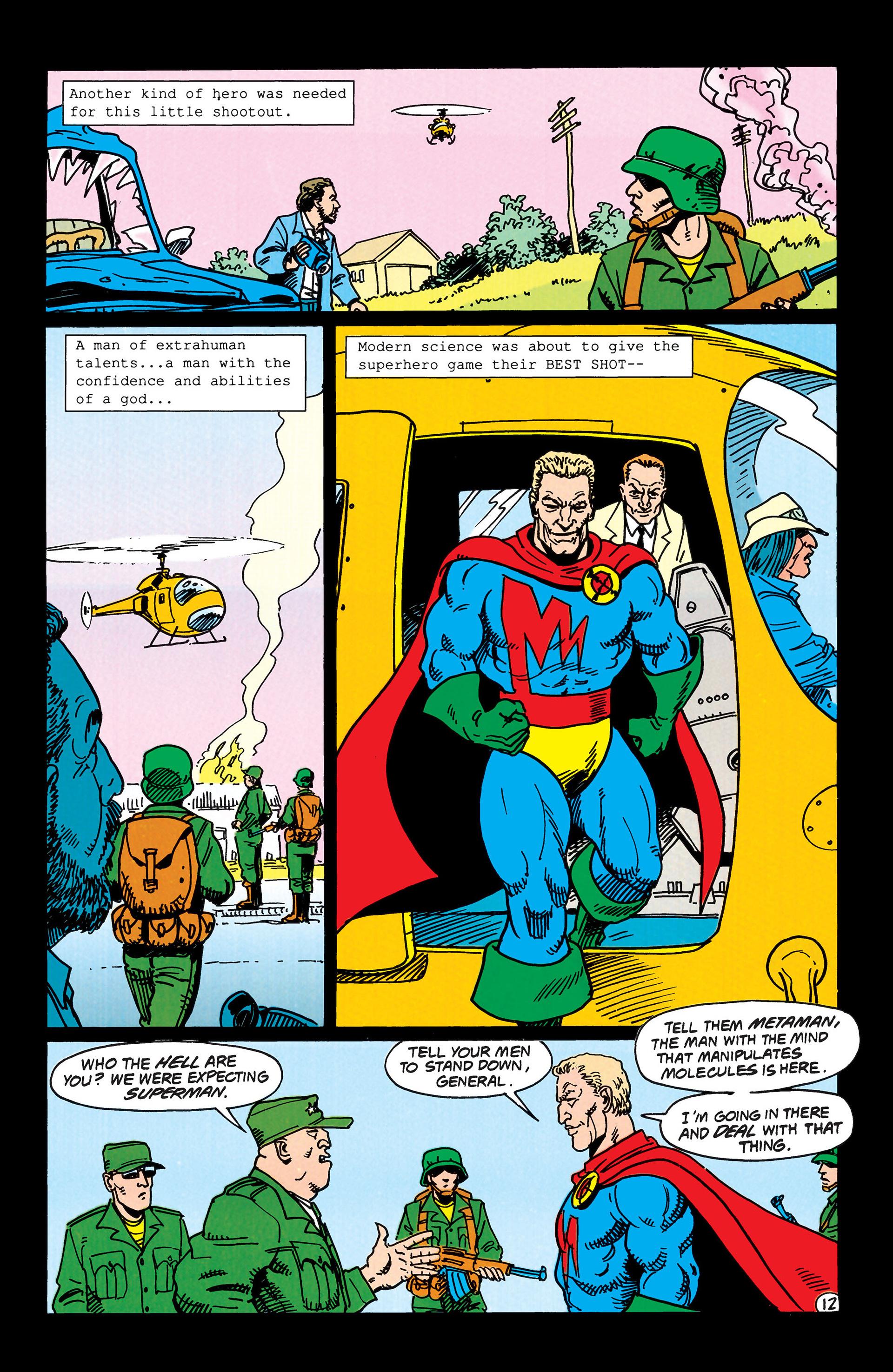 Read online Animal Man (1988) comic -  Issue #50 - 12