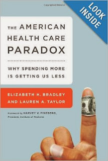 http://www.amazon.com/American-Health-Care-Paradox-Spending/dp/1610392094/ref=sr_1_1?s=books&ie=UTF8&qid=1386610908&sr=1-1&keywords=the+american+healthcare+paradox