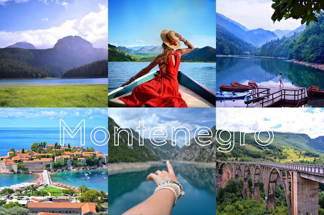 Топ мест которые нужно посетить в черногории