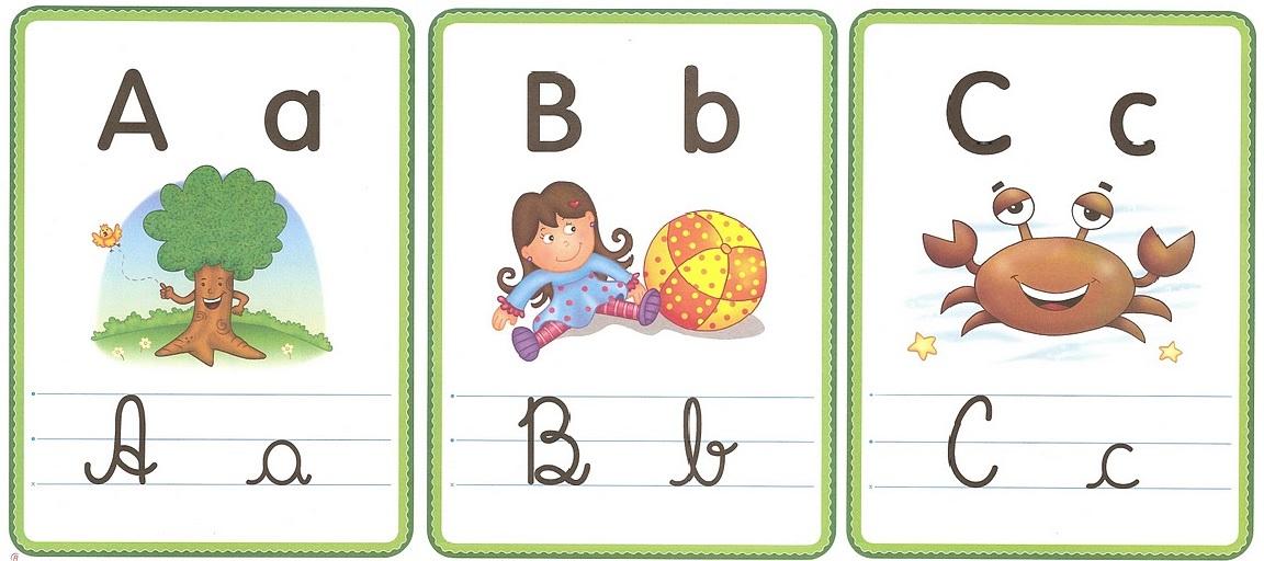 Alfabeto Ilustrado Com 4 Tipos De Letras Como Fazer