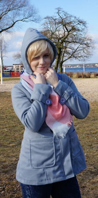 Dresslink - moje pierwsze zamówienie - wiosenna kurtka