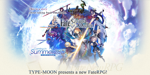 Fate Grand Order - English Server OBT Date Announced