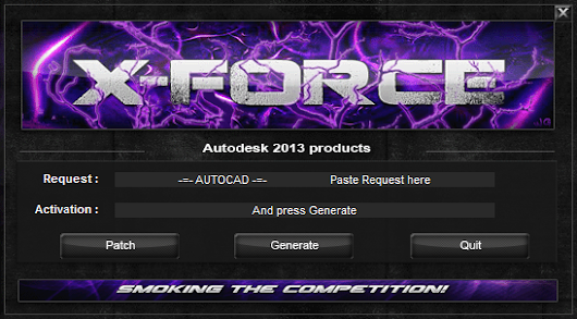 Download AutoCAD 2013 Crack / Keygen x86, x64 ~ Ðicнคvคdσs