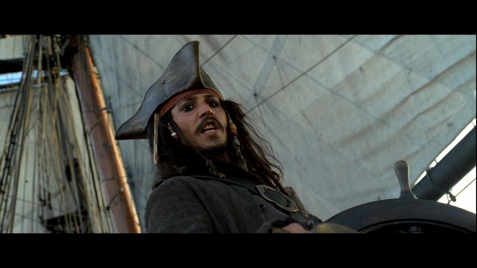 Piratas del Caribe: La Maldición del Perla Negra (2003) BRRip Full HD 1080p Latino - Ingles captura 3