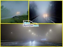 Fungsi dan Cara Kerja Sistem Lampu Kabut Kendaraan