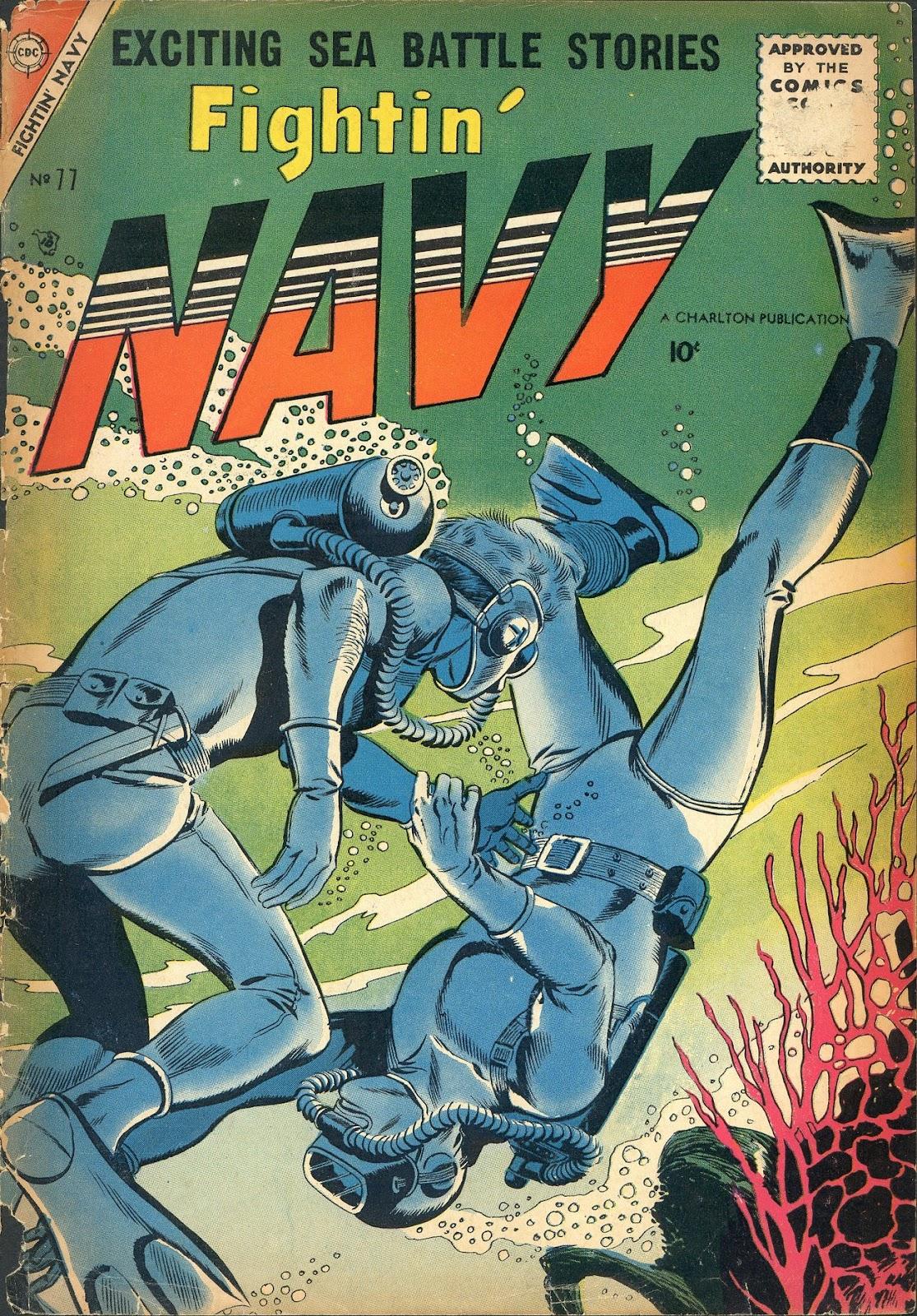 Read online Fightin' Navy comic -  Issue #77 - 1