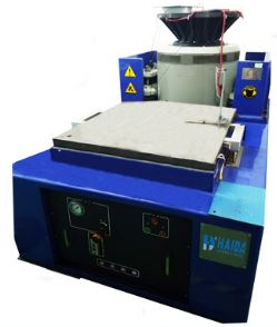 Three - Axis Vibration Tester Circular