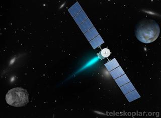 dawn uzay sondası nedir?