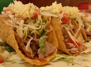 Popular Mexican Taco in Pattaya Thailand at Tequila Reef