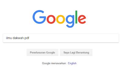 kotak penelusuran google