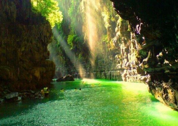 Green Canyon, Jawa Barat