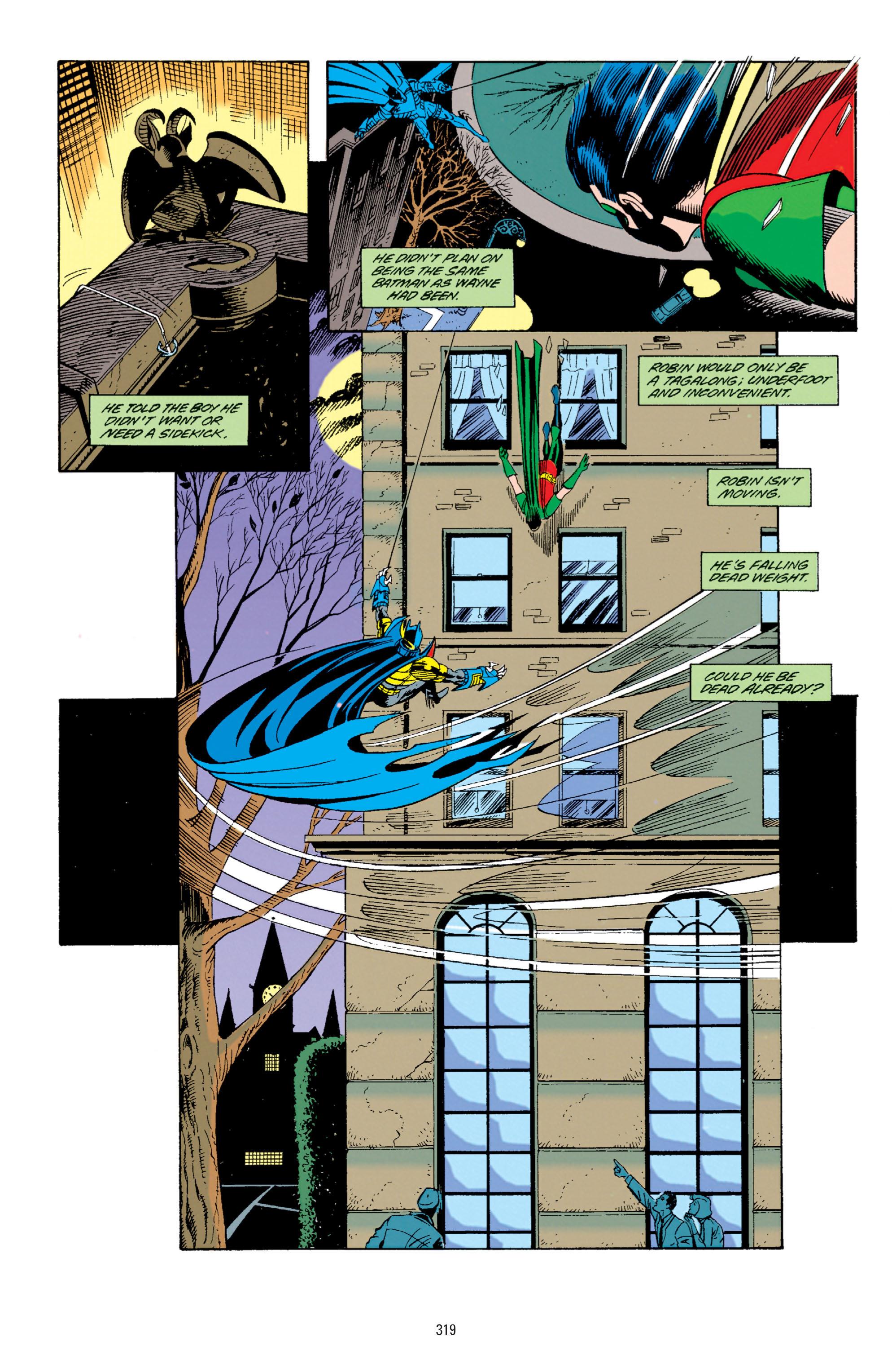 Detective Comics (1937) 672 Page 2