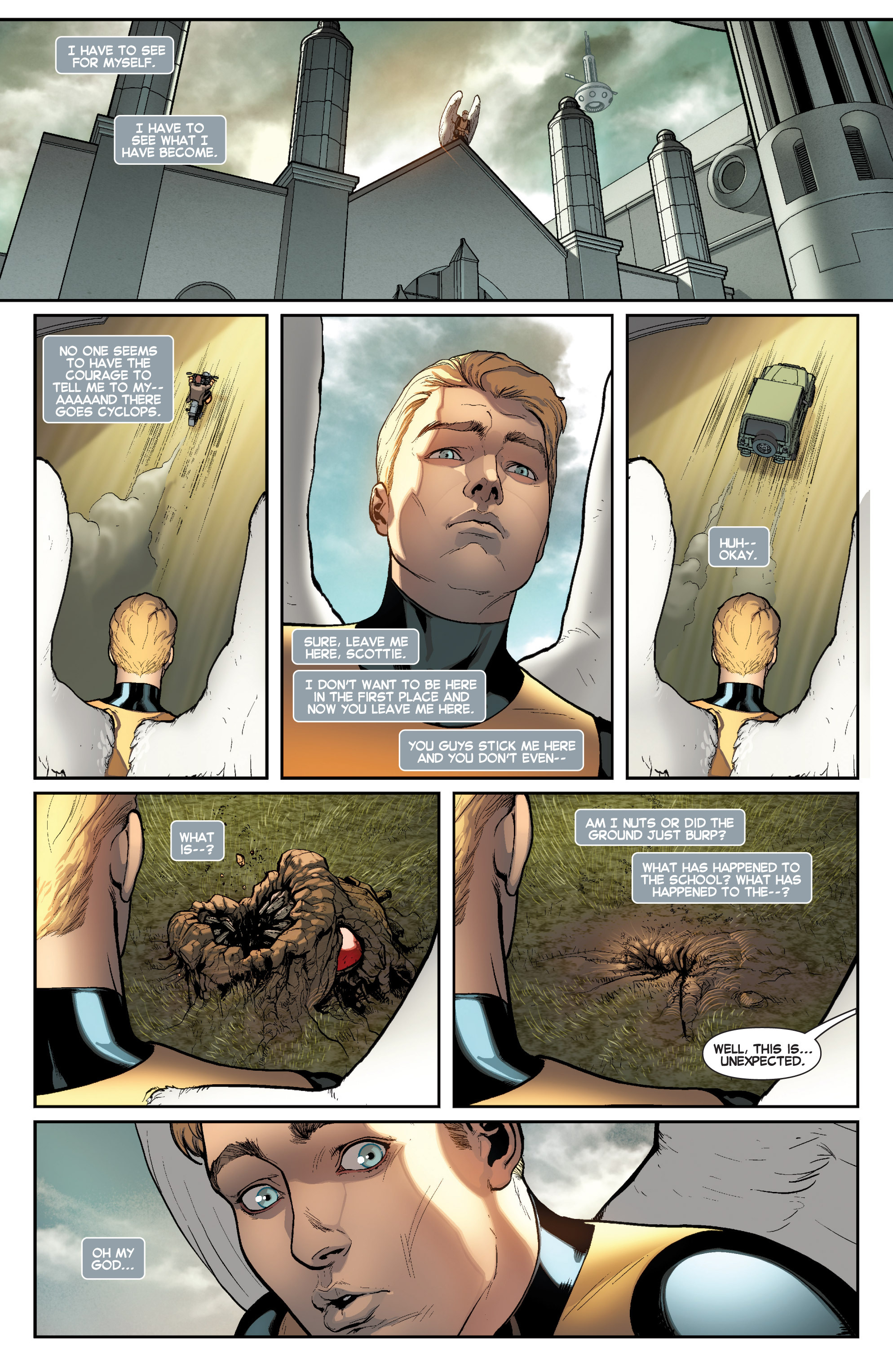 Read online All-New X-Men (2013) comic -  Issue # _Special - Here To Stay - 18